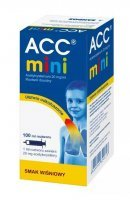 ACC Mini (ACC Classic), 0,02g/ml roztwór doustny, 100 ml