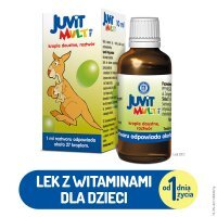 Juvit Multi, krople doustne, 10 ml