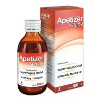 Apetizer Senior, syrop, 100 ml