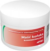 MASC KONSKA ROZGRZ.APTEO CARE 250ML NE