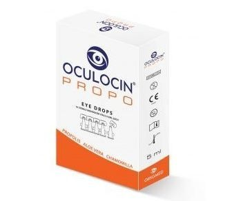 Oculocin Propo , krople do oczu - 10x0,5ml + Bez recepty | Oczy i wzrok | Krople i żele do oczu ++ PHARM SUPPLY SP. Z O.O.