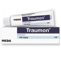 Traumon, żel (100 mg / g), 100 g